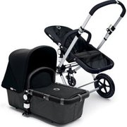 Buy Brand New Bugaboo Cameleon Dark Grey Base - Canvas Top for:$380US
